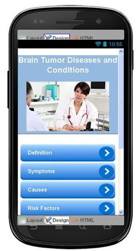 Brain Tumor Disease Symptoms
