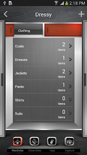 Wardrobe Organizer- screenshot thumbnail