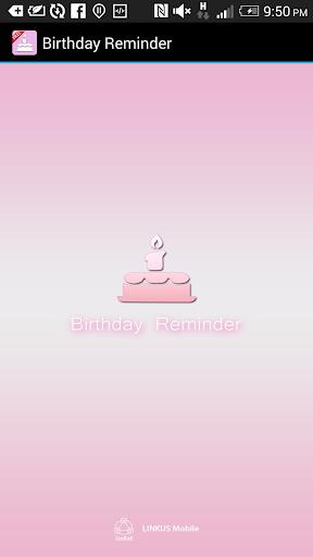 玩社交App|Birthday Reminder (Free)免費|APP試玩