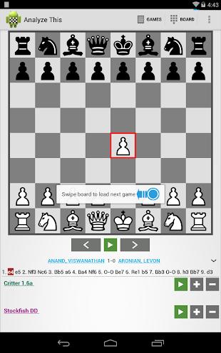 Chess - Analyze This (Pro)- screenshot thumbnail