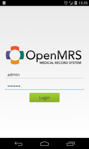 OpenMRS Android Client