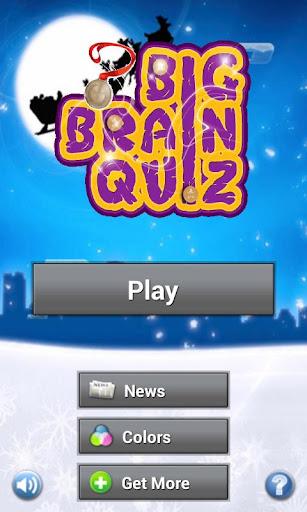 Big Brain Quiz BRONZE