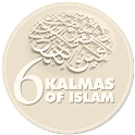 6 kalmas of islam icon