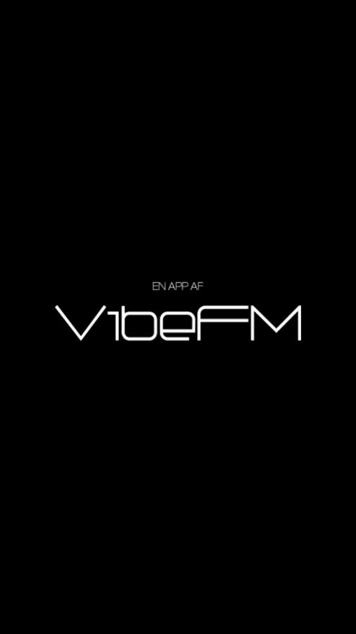 VibeFM- screenshot