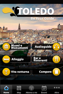 Be Your Guide - Toledo - screenshot thumbnail