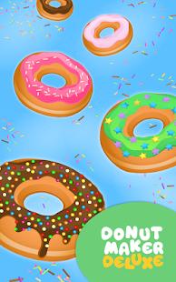 甜甜圈製作工具 豪華版 - 烹飪大賽