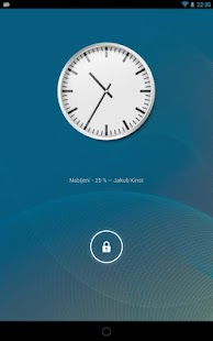 玩個人化App|ClockQ Analog - clock widget免費|APP試玩