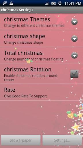 無料个人化Appのクリスマスライブ壁紙プロ|記事Game