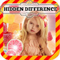 Hidden Difference - Candyland icon
