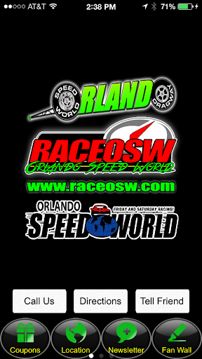 【免費運動App】Orlando Speed World-APP點子