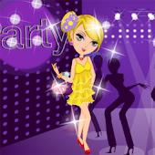 Fashion Party Girl Dress Up