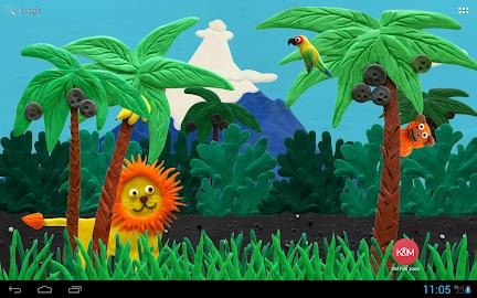 Jungle Live wallpaper Free Screenshot 4