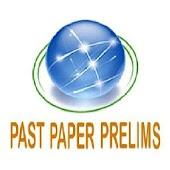 UPSC CSE GS PRELIMS PAST PAPER