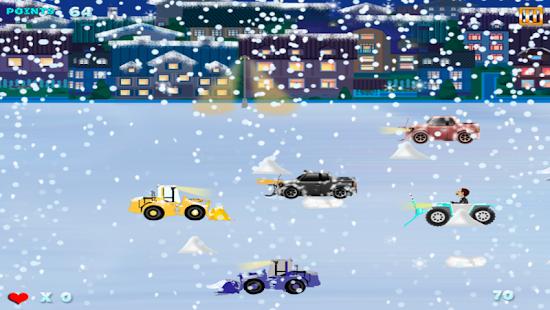 玩免費賽車遊戲APP|下載雪犁市鎮賽車 - 金 app不用錢|硬是要APP