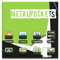 MetalPockets GO Launcher EX icon