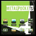 MetalPockets GO Launcher EX icon