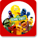 [セサミストリート]SesameStreet Muppets