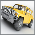 OFF-ROAD RACING JEEP CARS icon