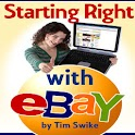 Starting Right With eBay logo