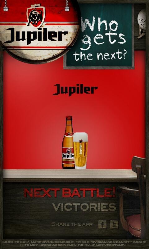 Who gets the next Jupiler?- screenshot