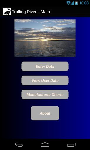 Trolling Diver Data Log Pro