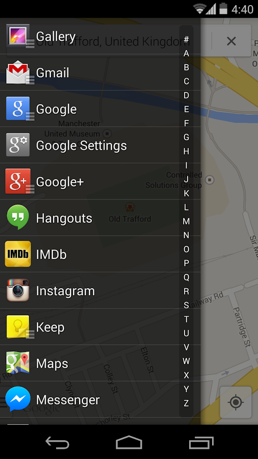 Action Launcher 2: Pro- screenshot