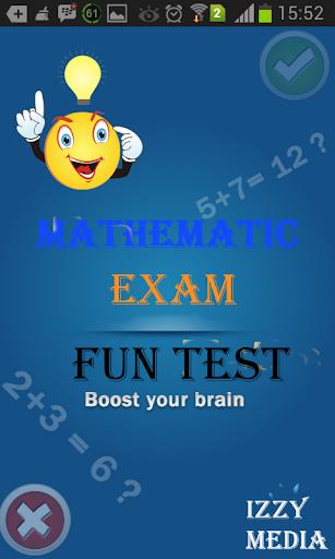 Maths Brain Games