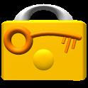 Keypa Data Safe and Messenger icon