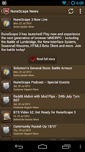 RuneScape SwiftKit Mobile Lite - screenshot thumbnail
