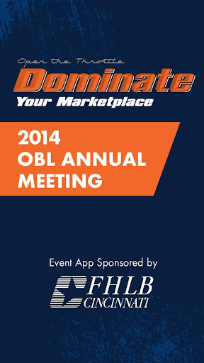OBL Annual Meeting '14