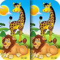 Africa Find the Difference App icon