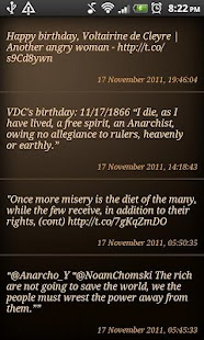 Voltairine Quotes- screenshot thumbnail