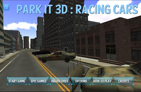 免費公園是賽車3D