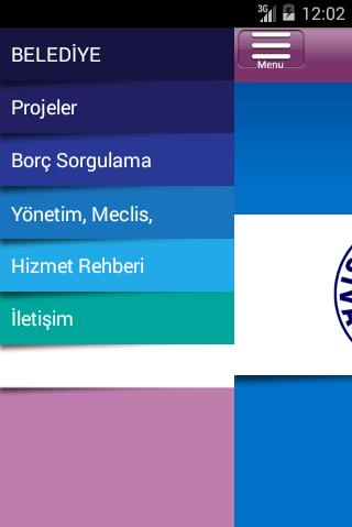 Sivas Belediyesi- screenshot