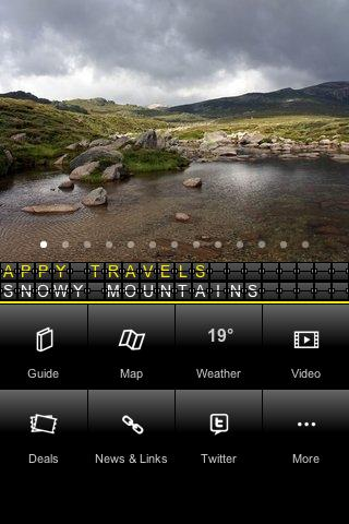 Snowy Mountains - Appy Travels