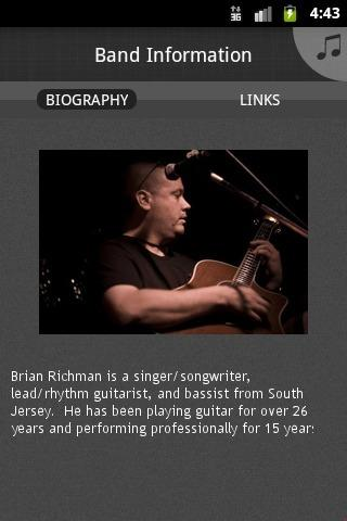 Brian Richman - screenshot