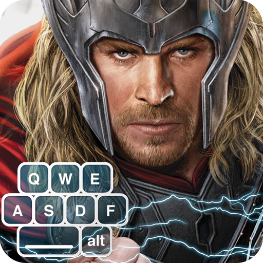 Thor: The Dark World Keyboard Icon