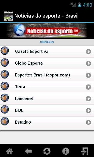 Notícias do Esporte - Brasil