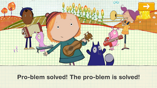 Peg + Cat Big Gig by PBS KIDS - screenshot thumbnail