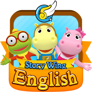 phonics Storywing english abc