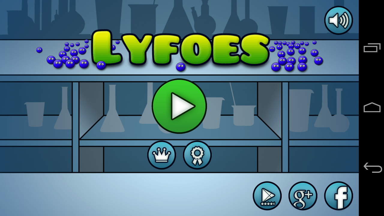 Lyfoes- screenshot