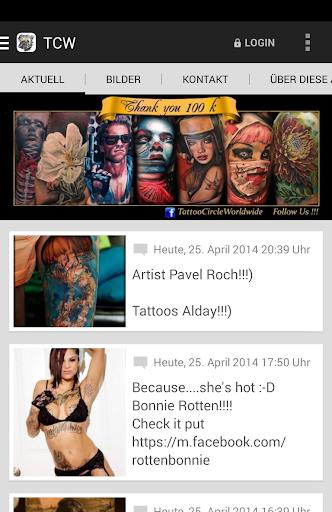 Tattoo Circle Worldwide