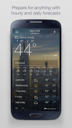 Yahoo Weather 1.3.9 screenshot 2129