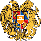 Armenia Coat Arms LWP 3D