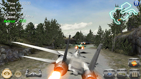 Air Combat Racing- screenshot thumbnail
