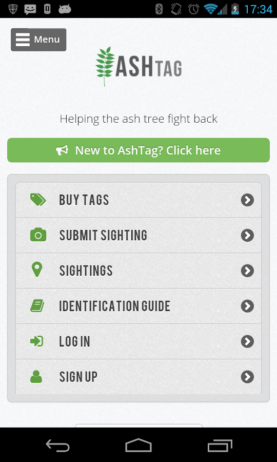 AshTag- screenshot