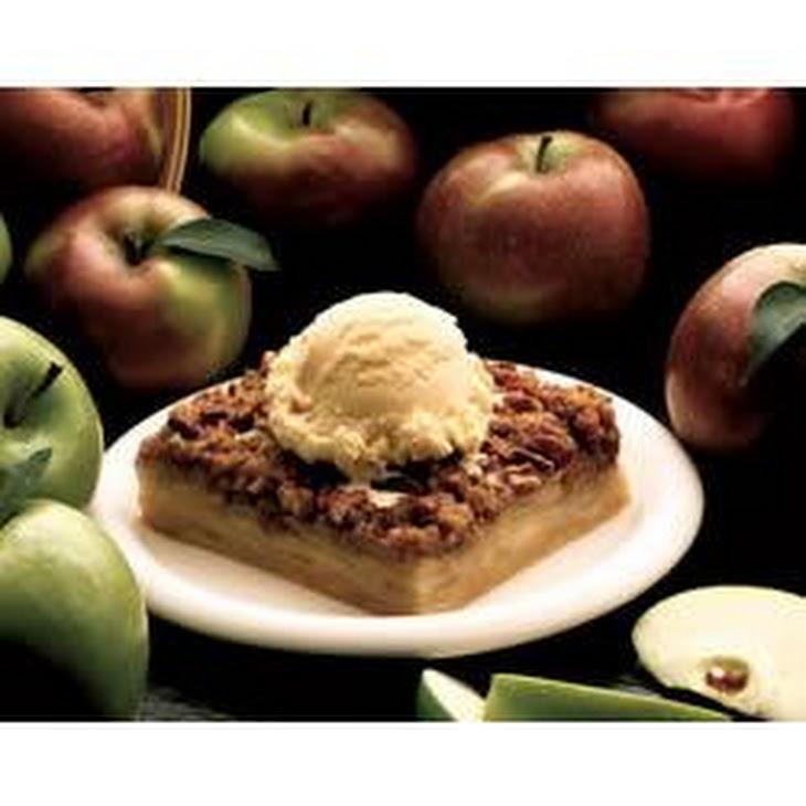 Dutch Apple Dessert Recipe