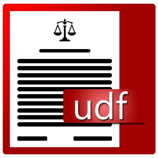 UDF Reader - Uyap Dökümanı Oku LOGO-APP點子