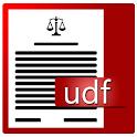 UDF Reader - Uyap Dökümanı Oku icon