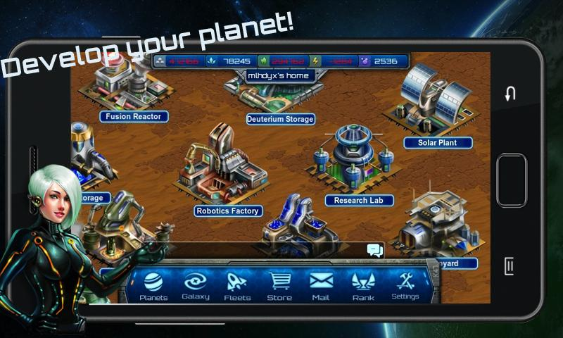 Galactic Clash - screenshot